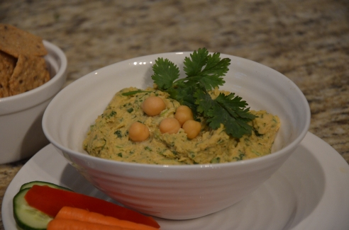 Asian Inspired Hummus