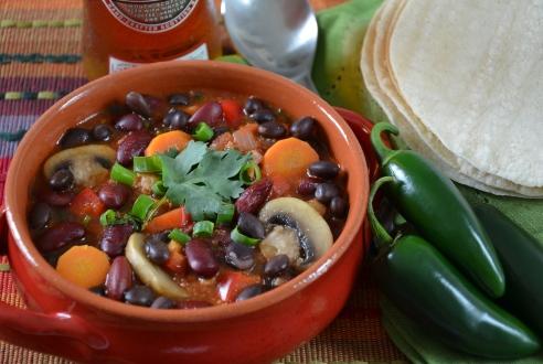 Asian Style Turkey Chili