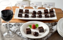Super Quick and Healthy Coconut Chocolates