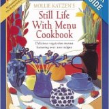 Still Life with Menu Cookbook