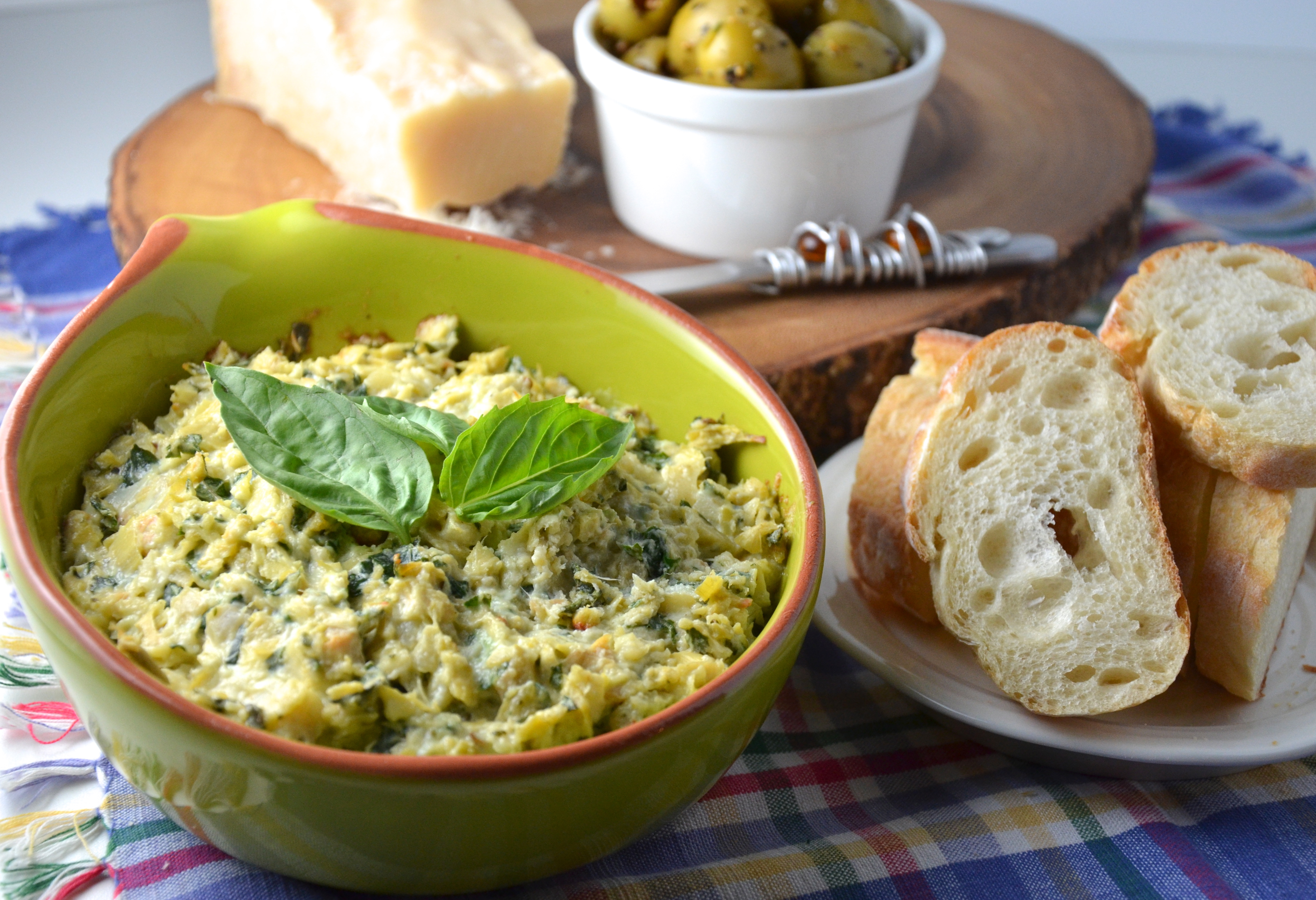 and artichoke dip hot olive and artichoke dip recipe yummly olive ...