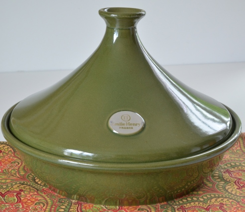 Love my new Moroccan tagine!