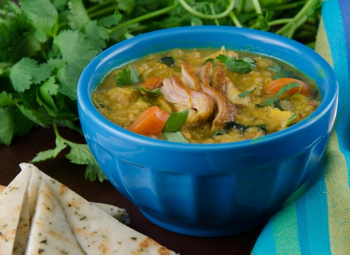This soup will warm you to your toes!