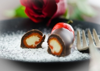 Chocolate Filled Vodka Chili Chocolates