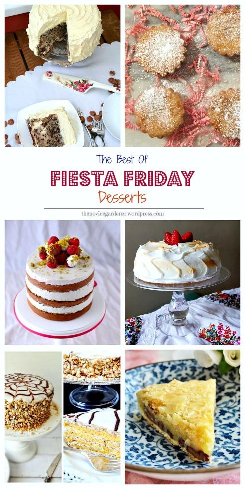 the best of fiesta friday desserts