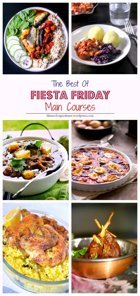 the best of Fiesta Friday main courses