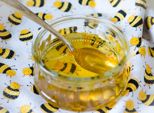 Use a good quality honey for the nicest flavour.