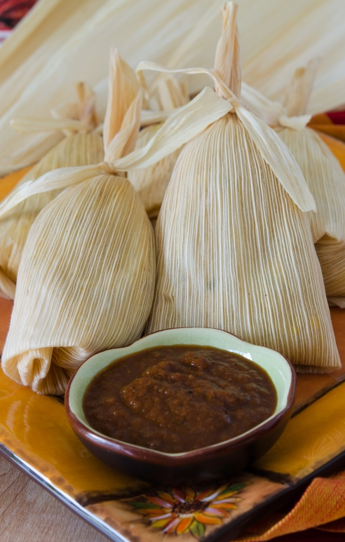 Tamales are a perfect treat for any party or celebration.