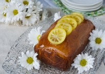 Laduree Lemon Cake
