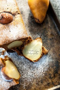 Cake with Pears from Cooking Without Limits