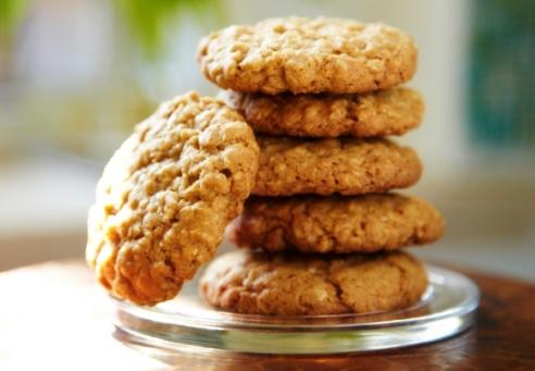 Classic Oatmeal Cookies
