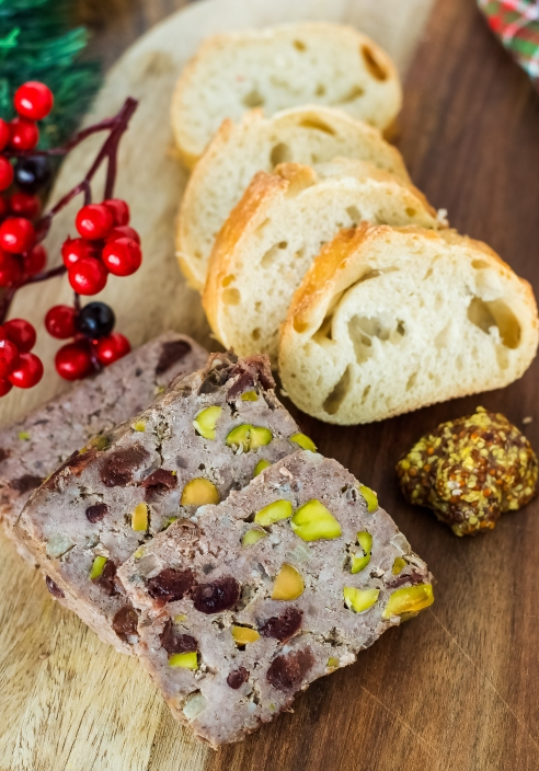 Serve with stone-ground mustard and a chewy baguette. Perfect with a crisp, fruity white wine!