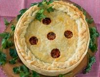 Ratatouille Pie