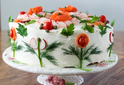 Swedish Layer Cake