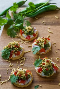 Cracker Chaat
